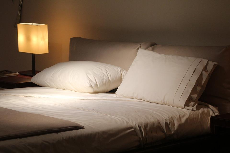 styl sypialnia