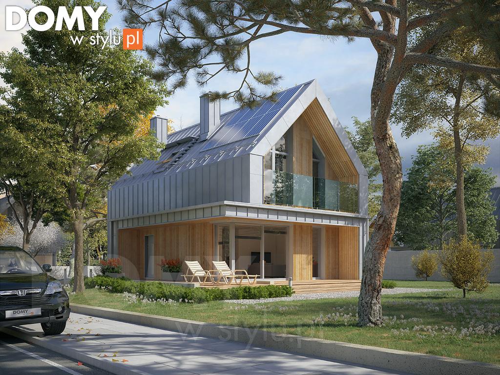Dlaczego jeszcze warto postawić na projekty domów pasywnych?